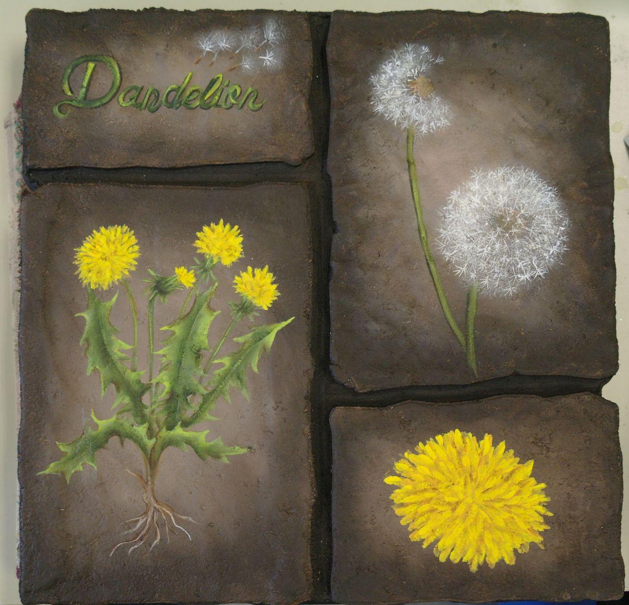 Dandelion Rock - E-Packet - Wendy Fahey
