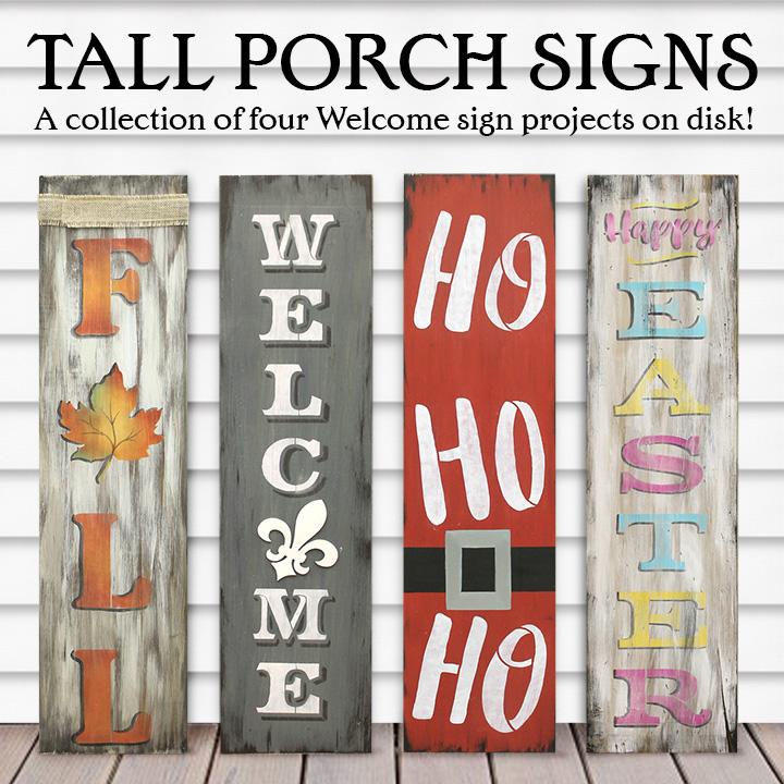 Porch Sign E-Collection