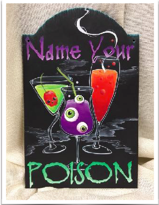 Name Your Poison - E-Packet - Tracy Moreau