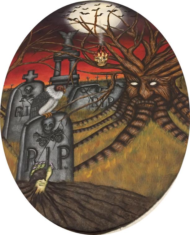 Graveyard - E-Packet - Debbie Huska