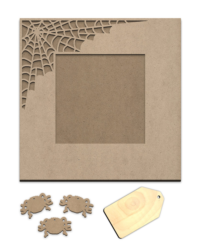 Oct 31 Halloween Project Surface & Embellishment Set