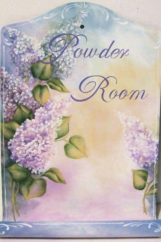 Powder Room - E-Packet - Christy Thornton-Deason