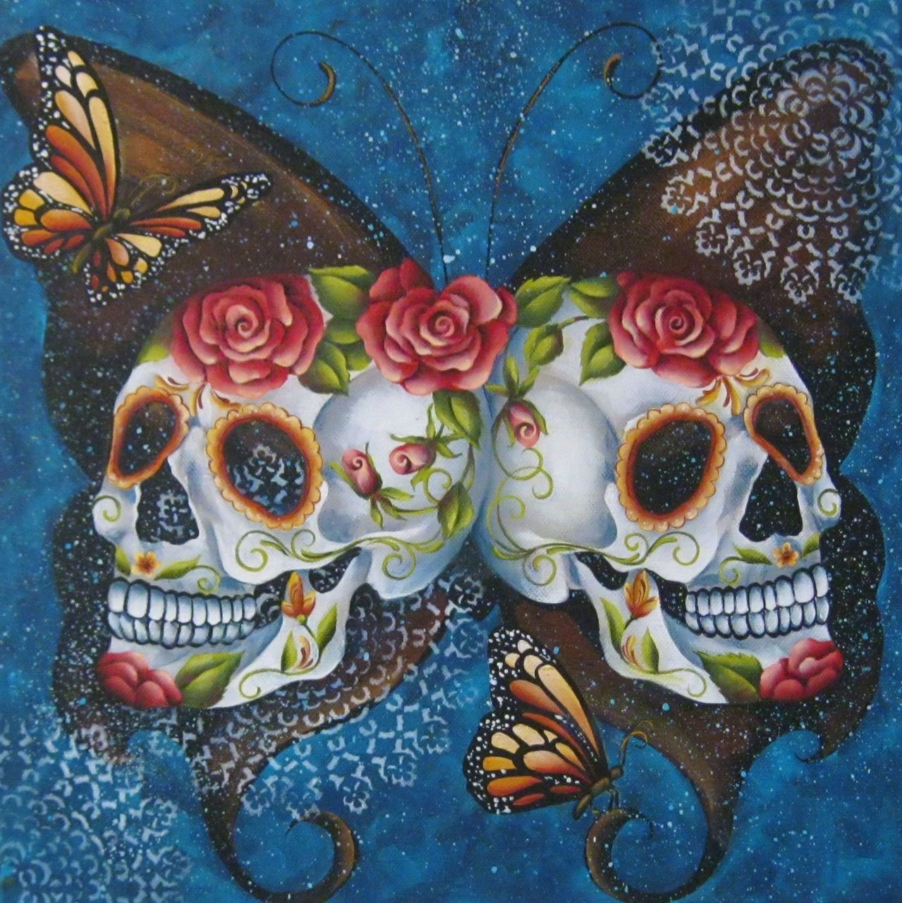 Roses & Butterflies - E-Packet - Christy Thornton-Deason