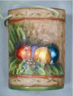 Gram's Ornaments - E-Packet - Barbara Franzreb-Bunsey