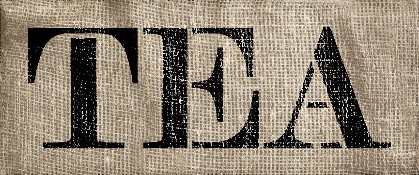 """Tea - Skinny Serif - Word Stencil - 20"""" x 8"""" - STCL2064_3 - by StudioR12"""