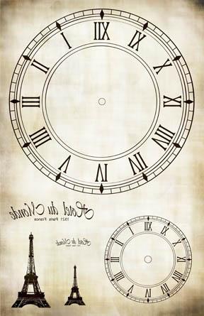 "Hotel Du Monde Image Transfer Paper - Antique 16"" x 10.5"""