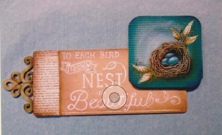 Beautiful Nest - E- Packet - Judith Westegaard