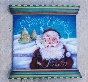 Santa Claus Is Coming To Town - E- Packet - Judith Westegaard