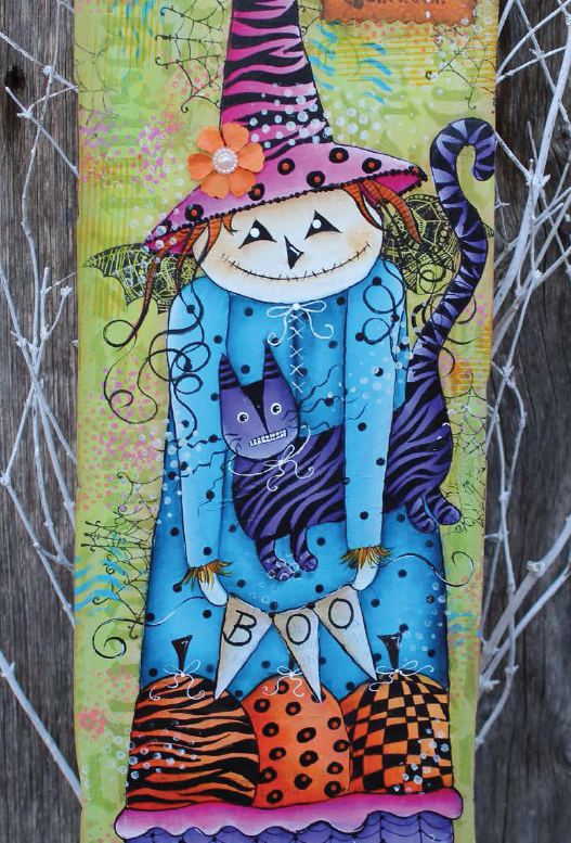 Wild and Witchy - E-Packet - Deb Antonick