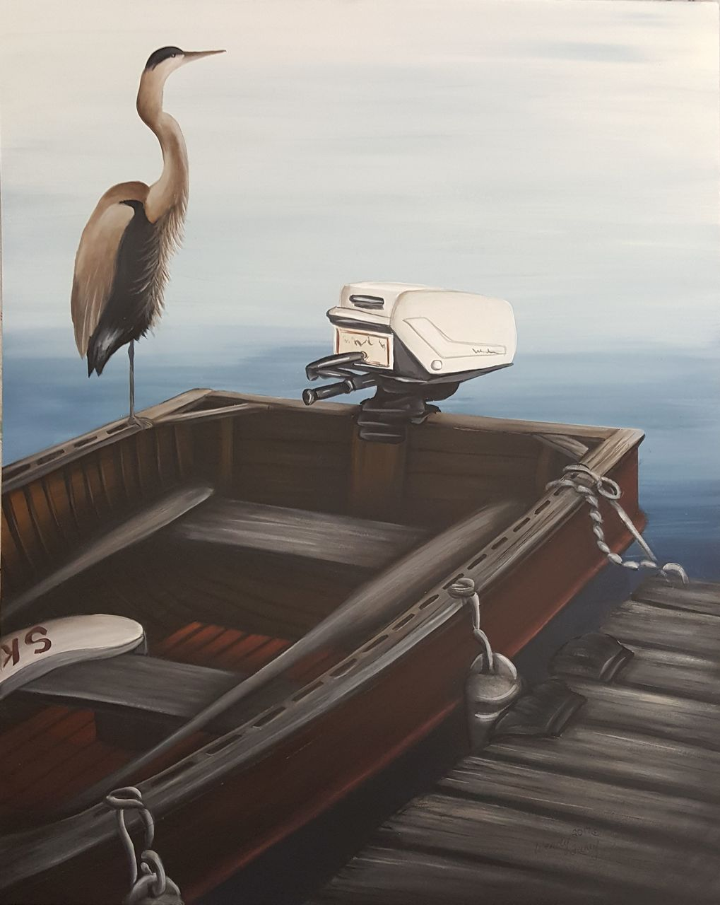 Long Lake Lookout - E-Packet - Wendy Fahey