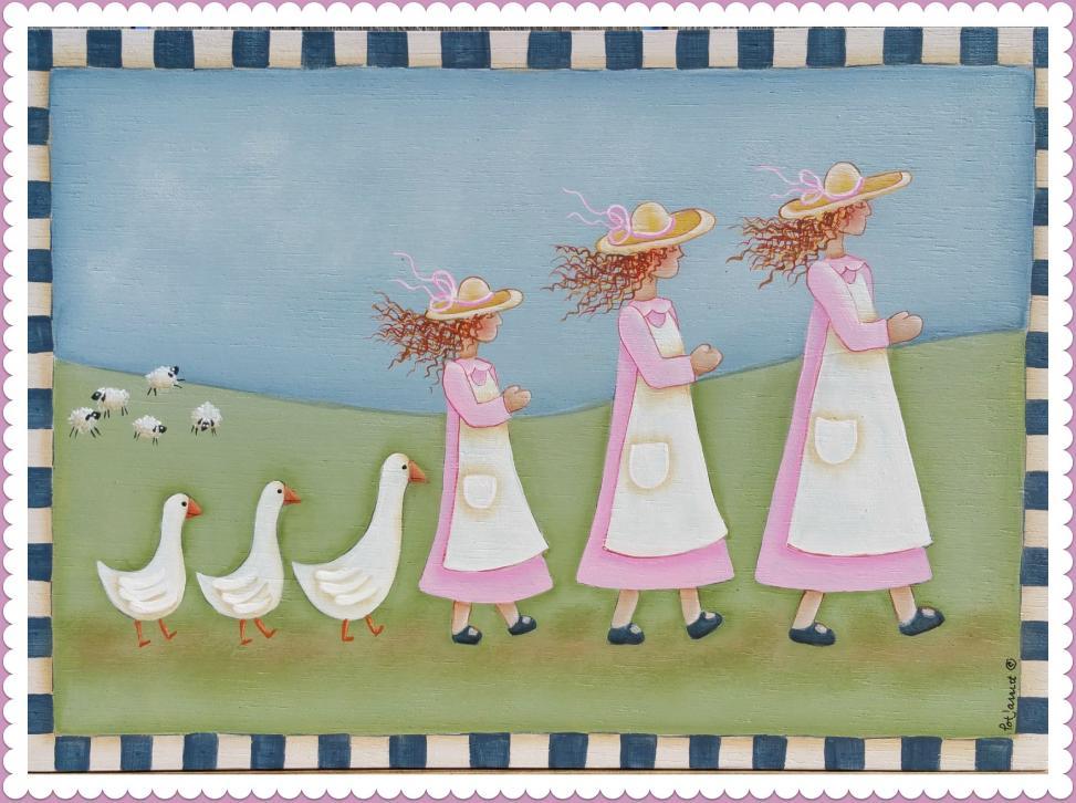 Goose Girls - E-Packet - Pat Jarrett