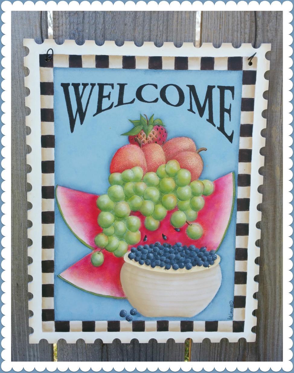 Fruits of Summer - E-Packet - Pat Jarrett
