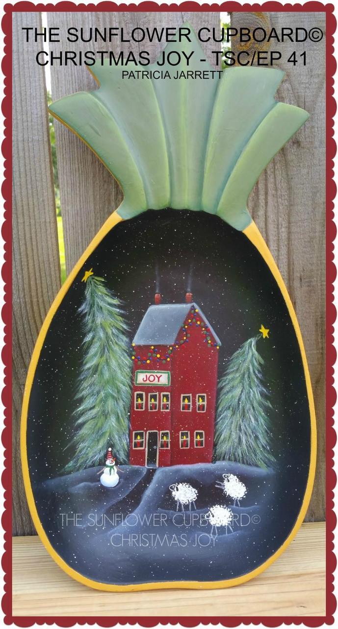 Christmas Joy - E-Packet - Pat Jarrett