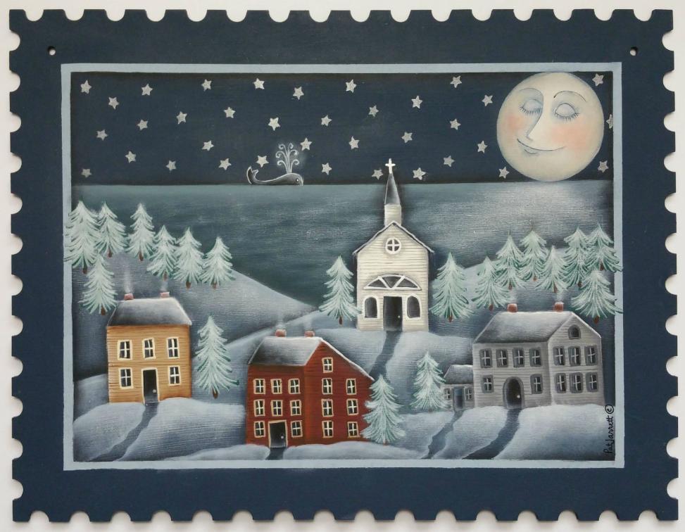 Winter's Eve - E-Packet - Pat Jarrett