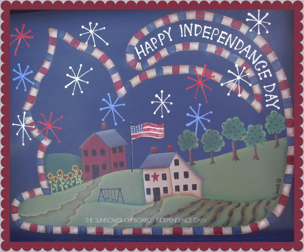 Independence Day - E-Packet - Pat Jarrett