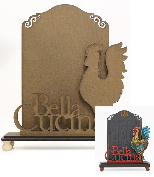 Beautiful Kitchen (Bella Cucina) Surface Set