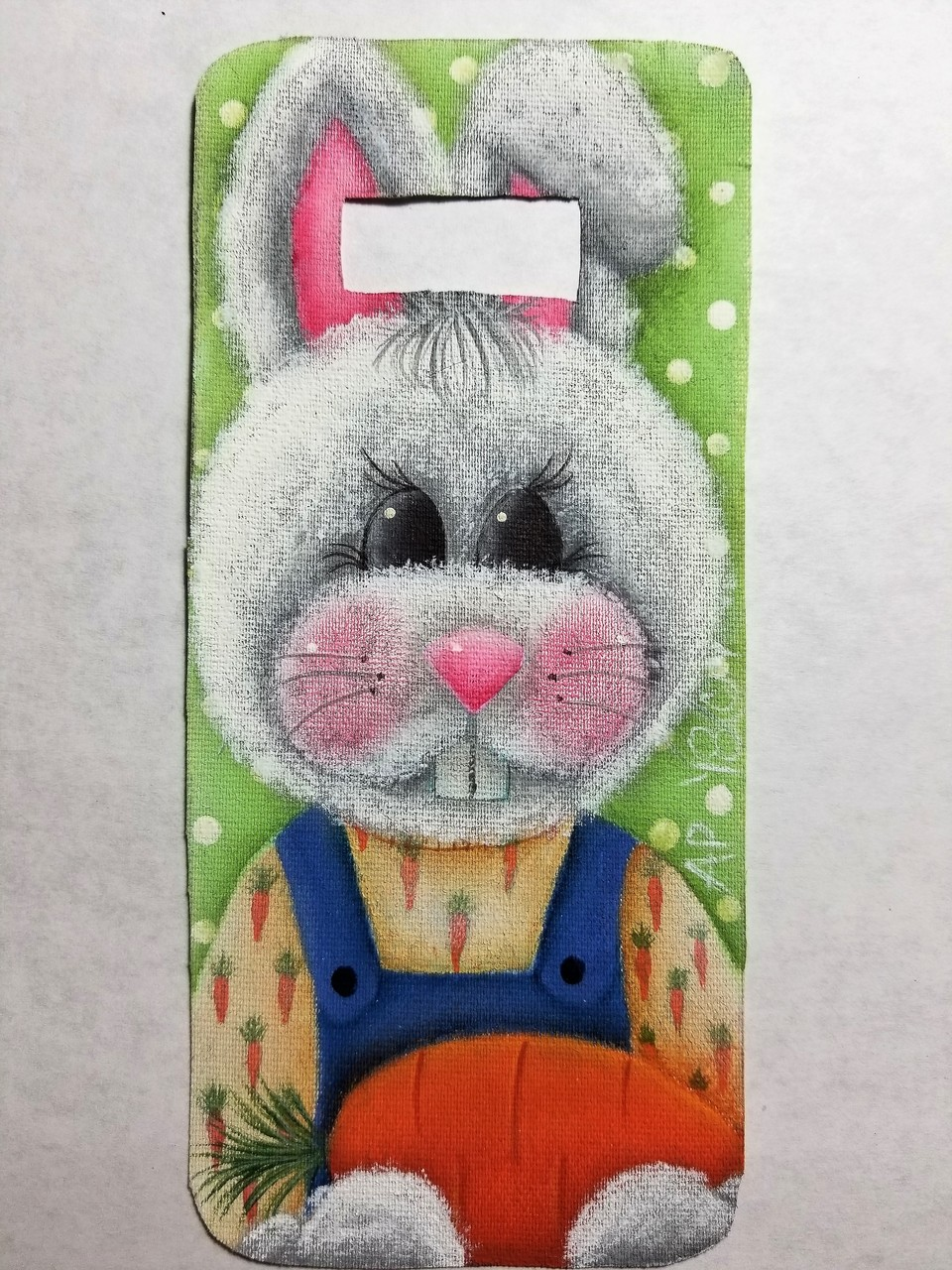 Easter Bunny Cell Phone Cover - E-Packet - Ann Perz
