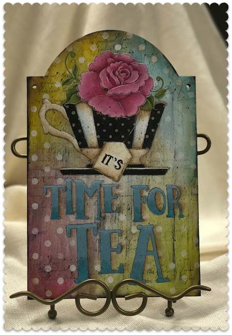It's Time For Tea - E-Packet - Tracy Moreau