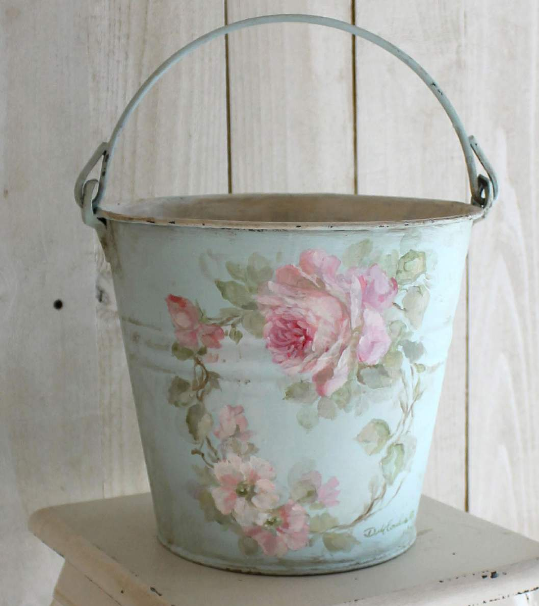 Bucket of Roses - E-Packet - Debi Coules