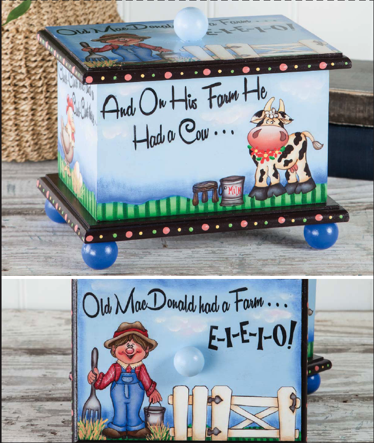 Old Mac's Recipe Box - E-Packet - Sharon Cook