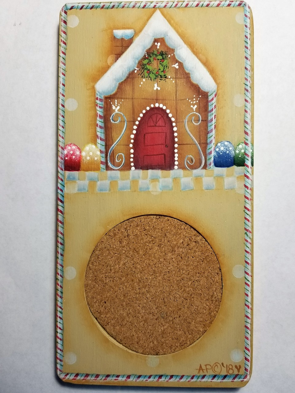 Gingerbread House Snack Holder - E-Packet - Ann Perz