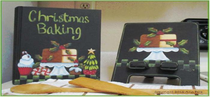 Christmas Baking - E-Packet - Ann Perz