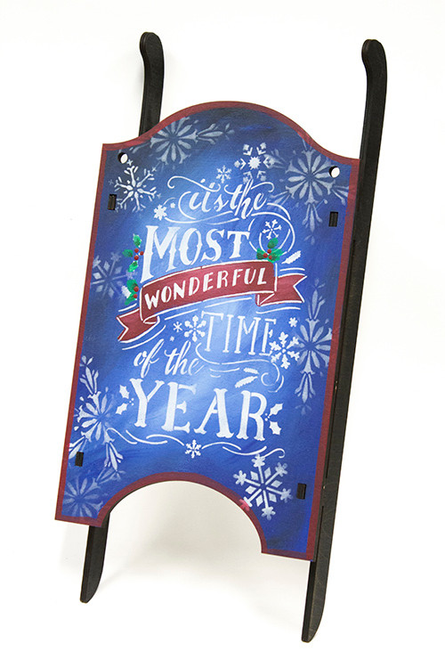Most Wonderful Time Of The Year - Pattern Packet - Patricia Rawlinson