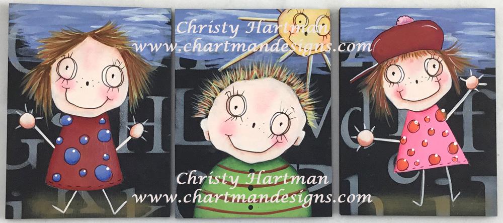Tallulah's Time To Shine - E-Packet - Christy Hartman