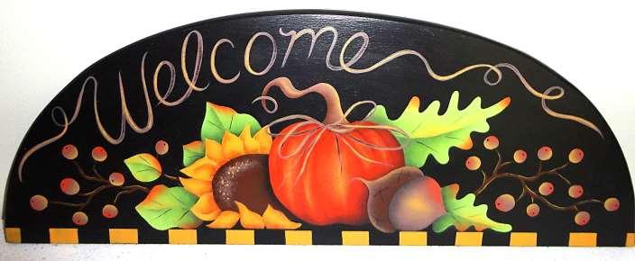 Autumn Welcome - E-Packet - Susan Cochrane