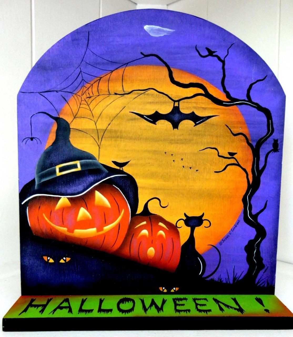 Halloween - E-Packet - Susan Cochrane