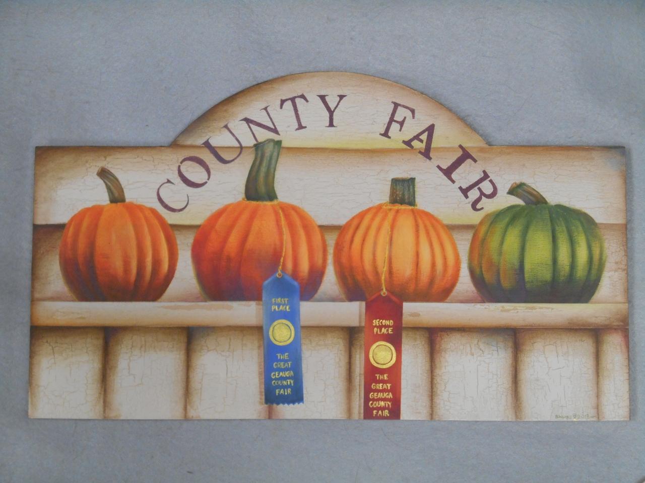 County Fair - E-Packet - Barbara Franzreb-Bunsey