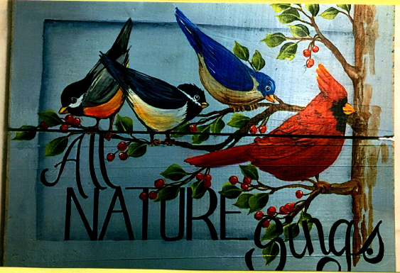All Nature Sings E-Packet - Beth Wagner