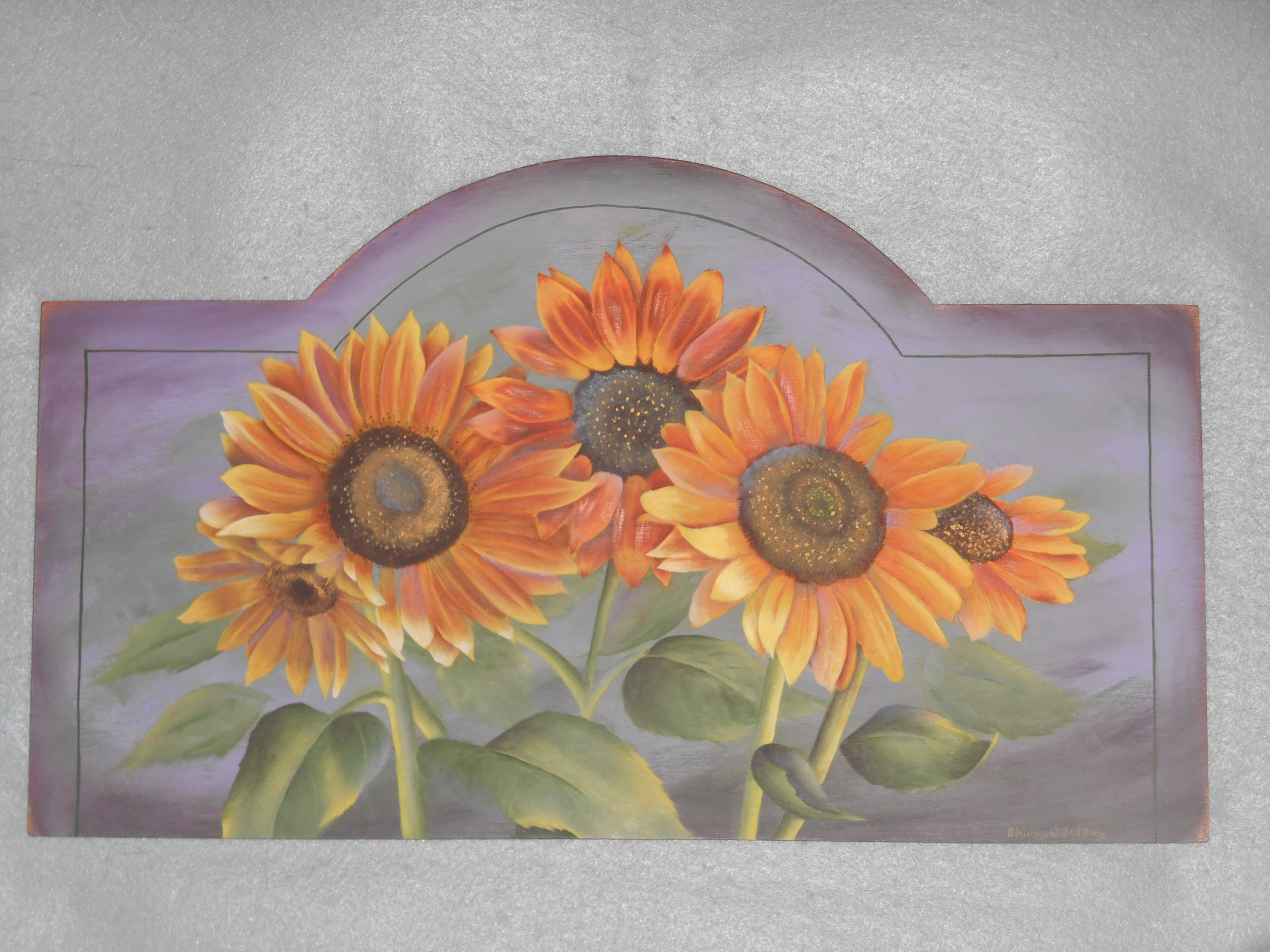 Sunflower Dance - E-Packet - Barbara Franzreb-Bunsey