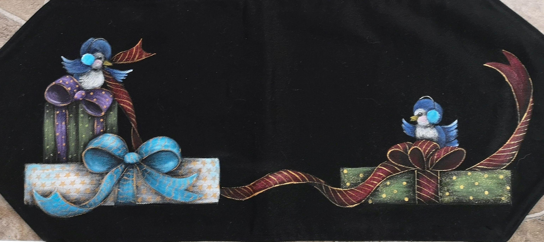 Bluebird Runner - E-Packet - Wendy Fahey