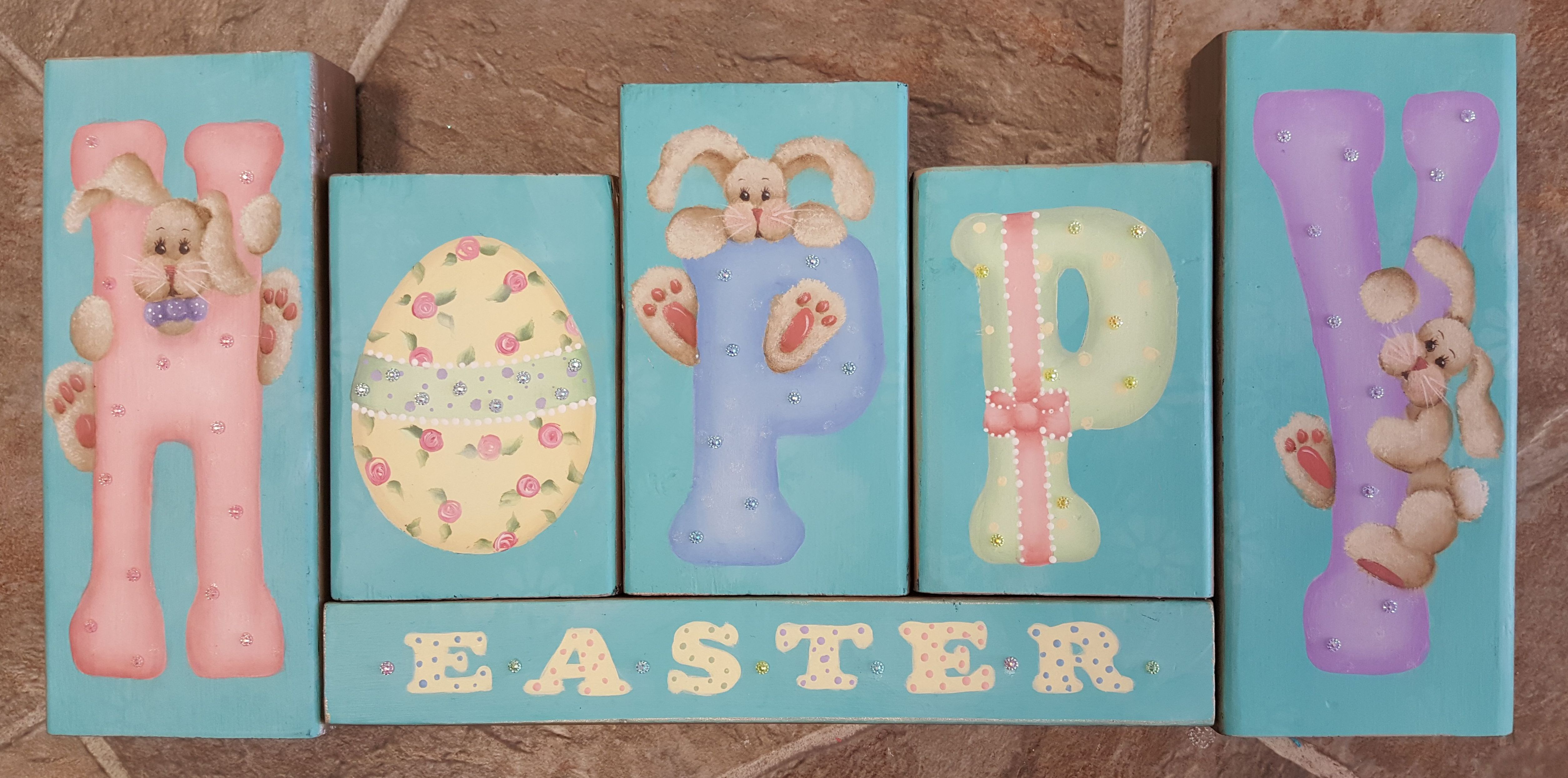 Hoppy Easter - E-Packet - Wendy Fahey