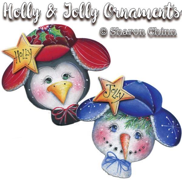 Holly & Jolly - E-Packet - Sharon Chinn