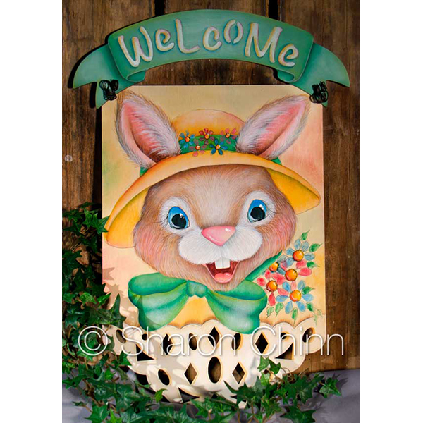 Bunny Banner - E-Packet - Sharon Chinn