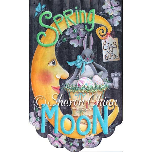 Spring Moon - E-Packet - Sharon Chinn