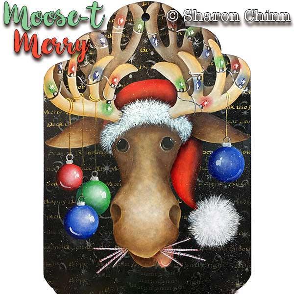 Moose-T Merry - E-Packet - Sharon Chinn