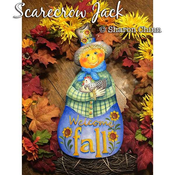 Scarecrow Jack - E-Packet - Sharon Chinn