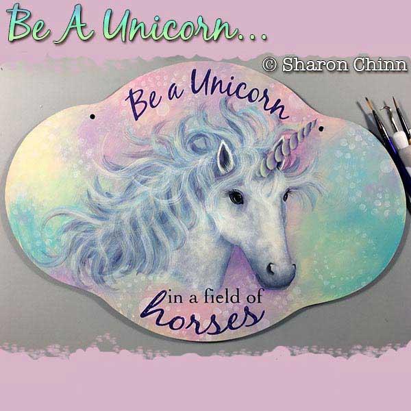 Be A Unicorn - E-Packet - Sharon Chinn