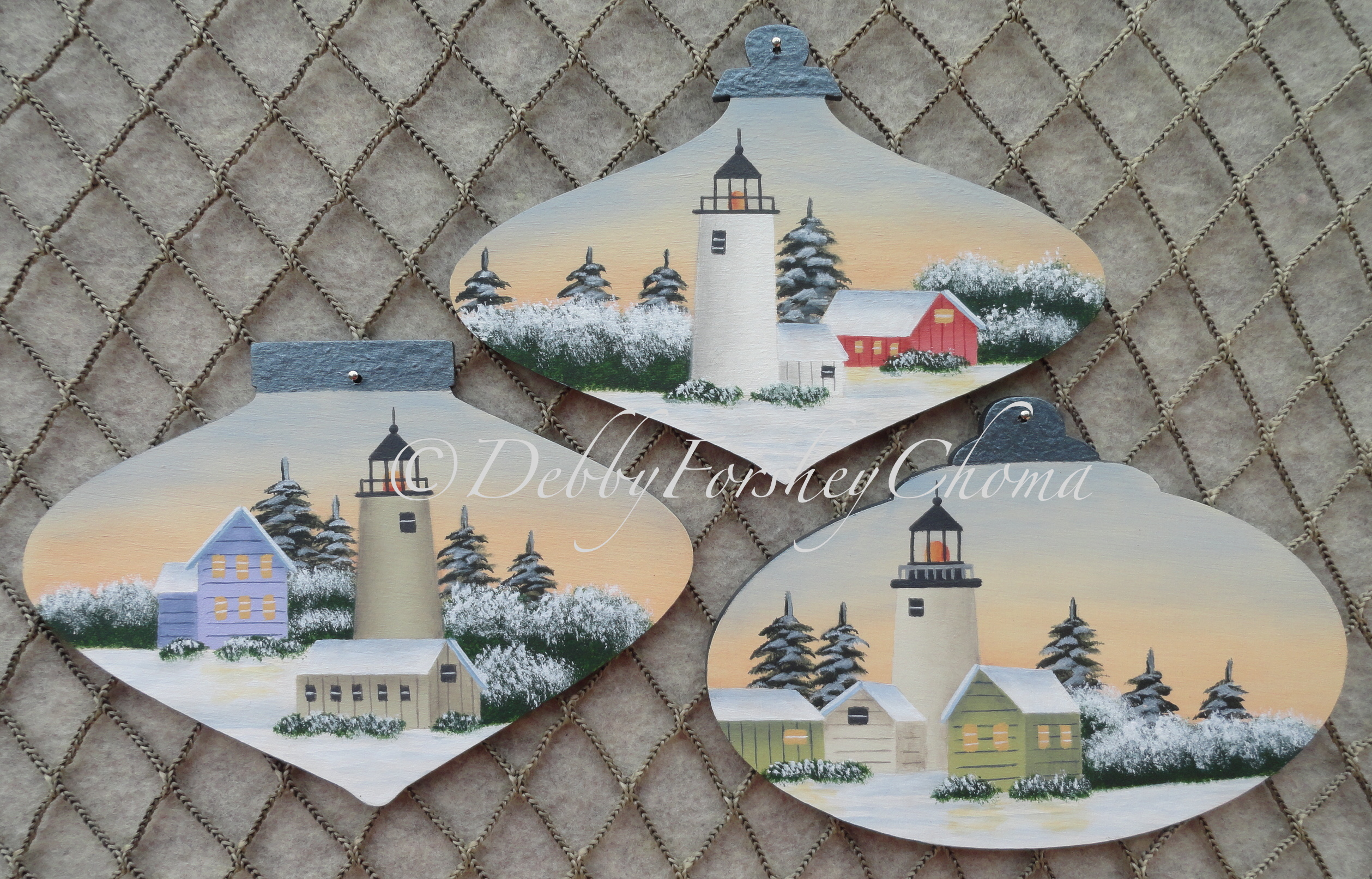 Lights of Winter - E-Packet - Debby Forshey-Choma