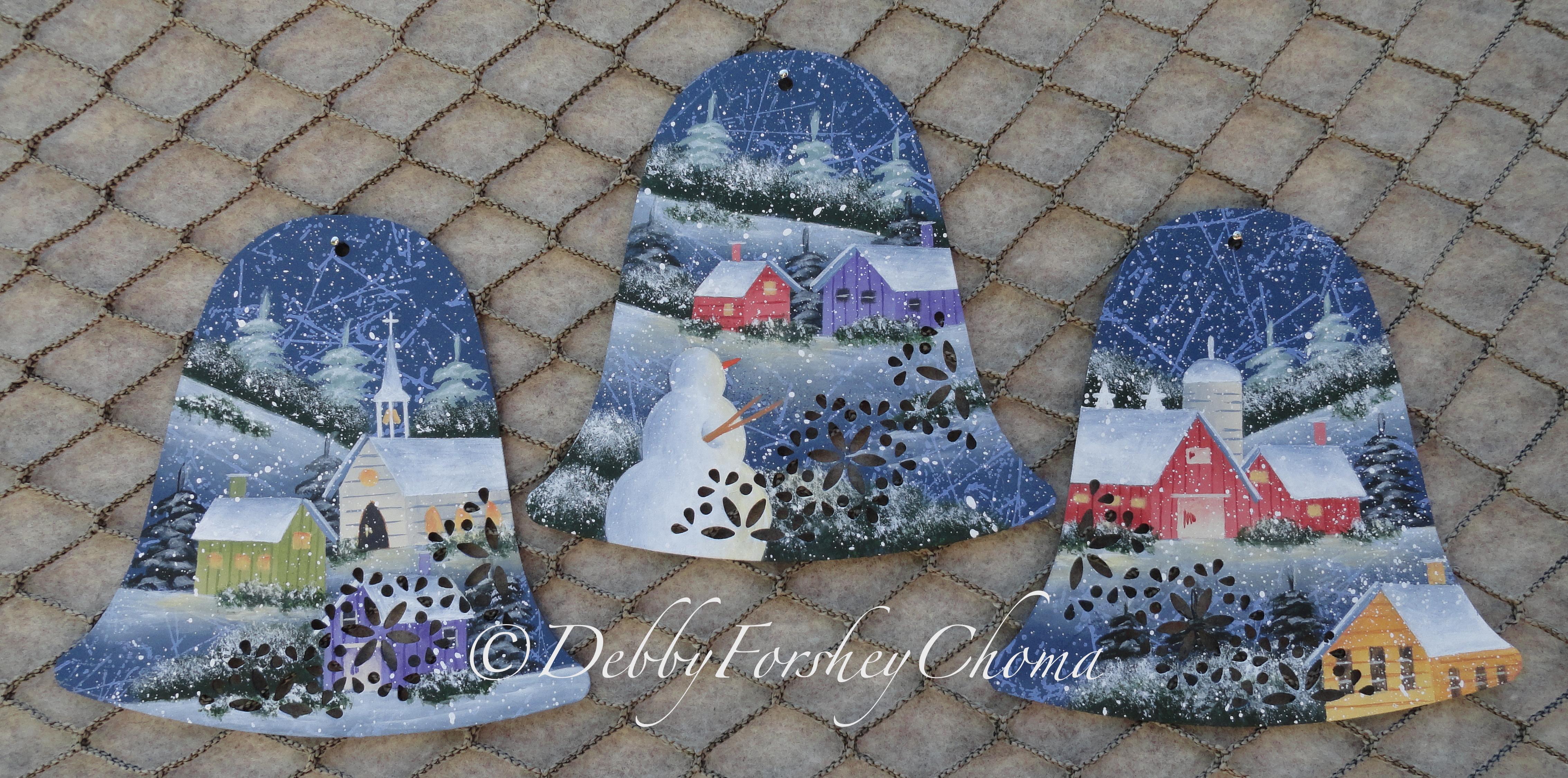Winter Bells - E-Packet - Debby Forshey-Choma