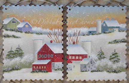 First Snowfall - E-Packet - Debby Forshey-Choma