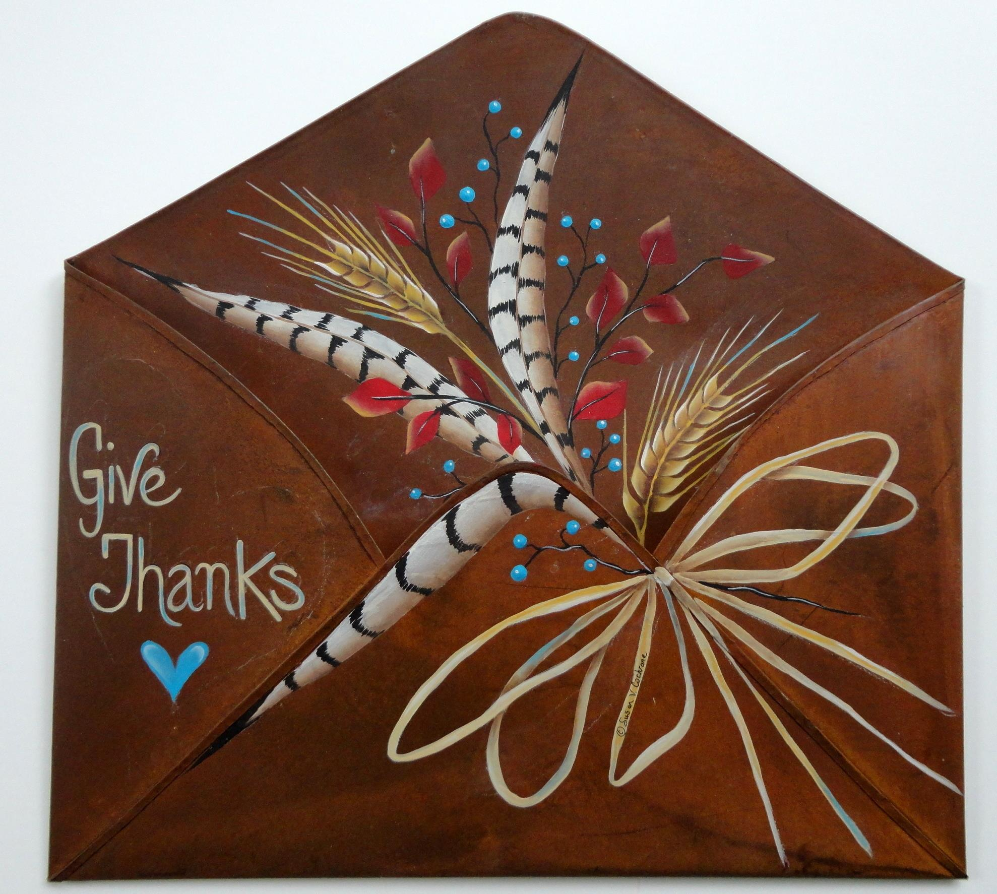 Give Thanks - E-Packet - Susan Cochrane