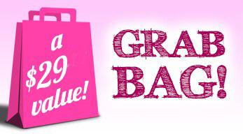 Grab Bag $29 Value!