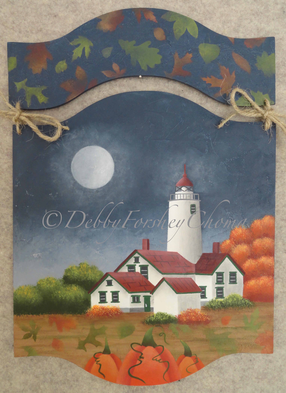 Autumn Splendor - E-Packet - Debby Forshey-Choma