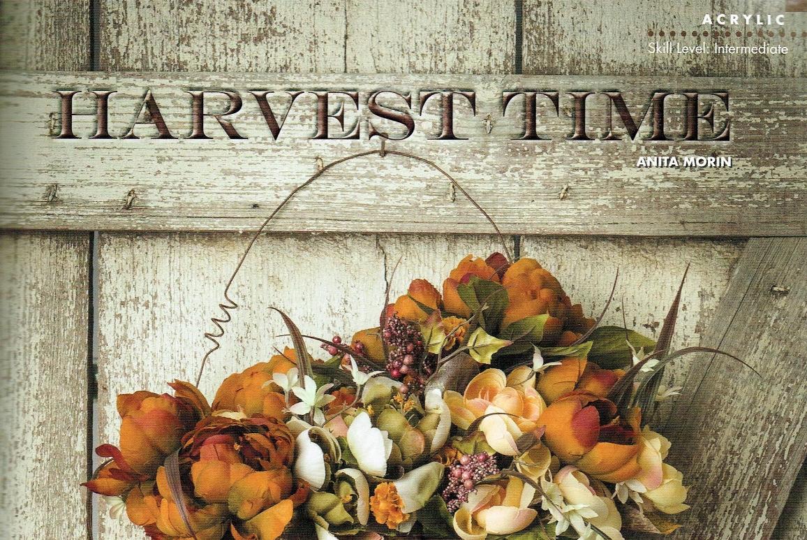 Harvest Time - E-Packet - Anita Morin