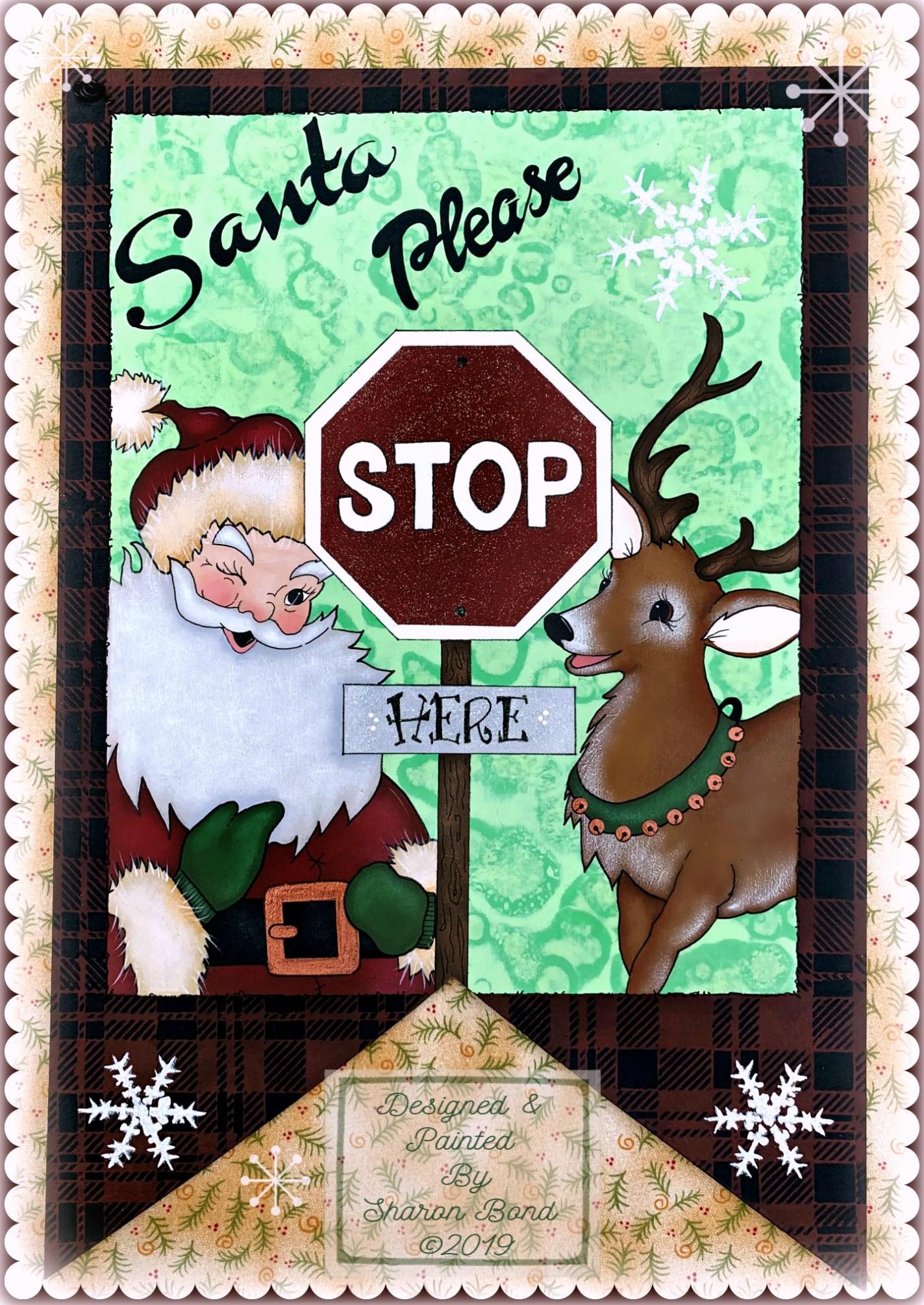 Please Santa! - E-Packet - Sharon Bond