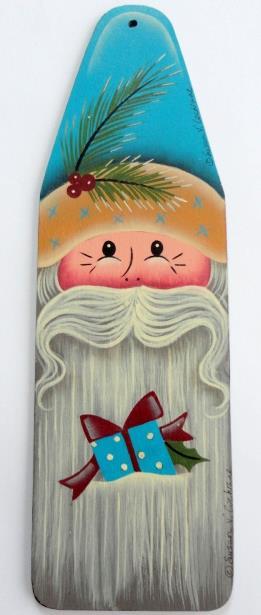 A Trio of Santas - E-Packet - Susan Cochrane